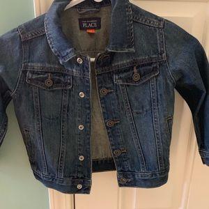 NWOT childrens place jean jacket!💙